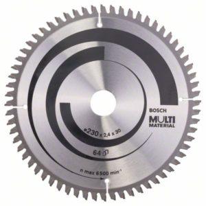 Пильный диск Multi Material 230 x 30 x 2