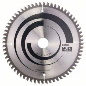 Пильный диск Multi Material 235 x 30/25 x 2