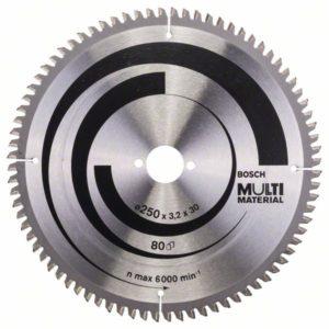 Пильный диск Multi Material 250 x 30 x 3