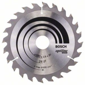 Пильный диск Optiline Wood 180 x 30/20 x 2