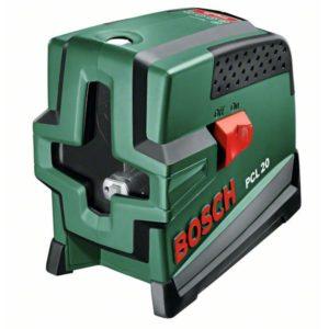 Лазер с перекрёстными лучами с функцией отвеса PCL 200603008220