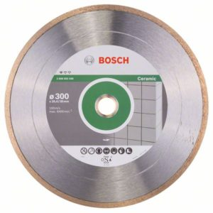 Алмазный отрезной круг Standard for Ceramic 300 x 30+25