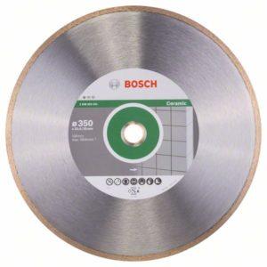 Алмазный отрезной круг Standard for Ceramic 350 x 30+25