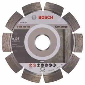 Алмазный отрезной круг Expert for Concrete 125 x 22