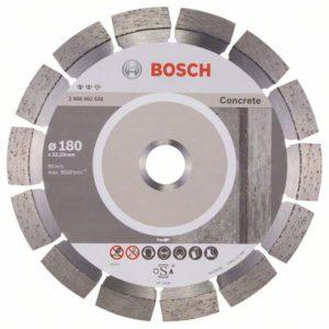Алмазный отрезной круг Expert for Concrete 180 x 22