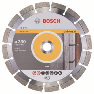 Алмазный отрезной круг Expert for Universal 230 x 22