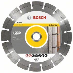 Алмазный отрезной круг Expert for Universal 300 x 22