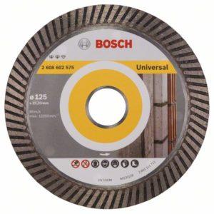 Алмазный отрезной круг Expert for Universal Turbo 125 x 22