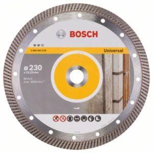 Алмазный отрезной круг Expert for Universal Turbo 230 x 22