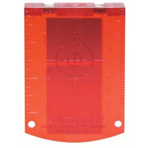 Марка Мишень (цвет красный)1608M0005C
