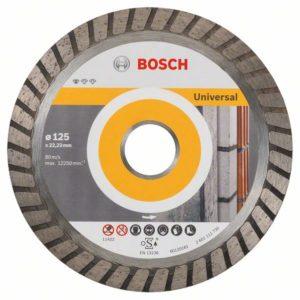 Алмазный отрезной круг Standard for Universal Turbo 125 x 22