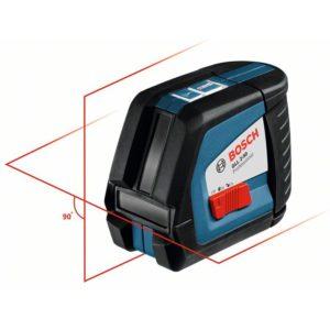 Линейный лазерный нивелир GLL 2-500601063105