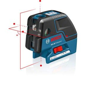 Точечный лазерный нивелир GCL 250601066B03