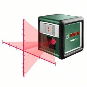 Лазер с перекрестными лучами Quigo Plus0603663600